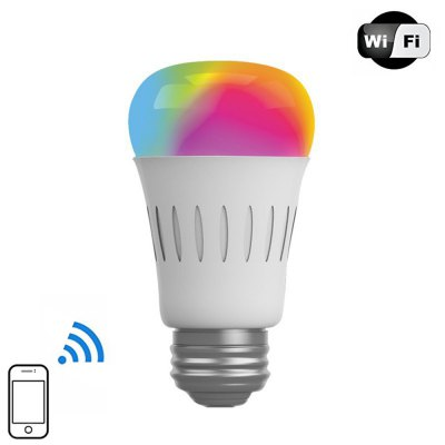 AF820 E27 6W Smart WiFi RGBW LED Bulb