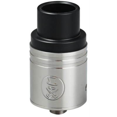 Original Nightmare V2 Stainless Steel RDA Rebuildable E - Cigarette Atomizer Support Air Flow - 510 Thread
