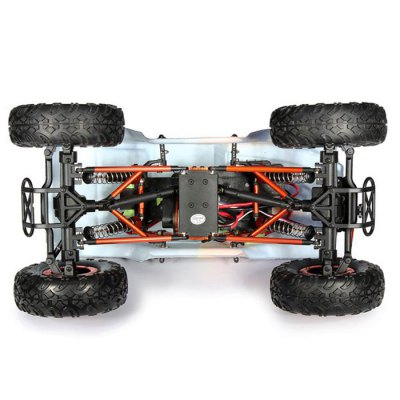 HSP 94680 2.4 G 1 / 18 Scale 2WD Electric Powered RC Truck Toys with Transmitter RTR