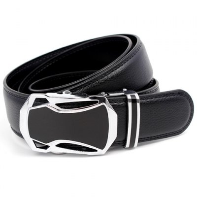 Stylish Hollow Out Simple Sports Car Shape Alloy Buckle Belt For Men