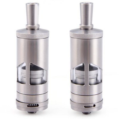 Tf II V2 Style RTA Stainless Steel Rebuildable E - Cigarette Atomizer - 510 Thread