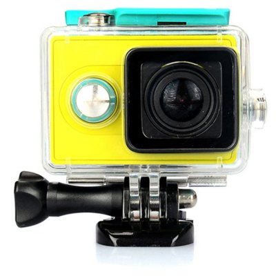 Kingma 60M Diving External Backup Waterproof Cover Case Housing for Xiaomi Xiaoyi Yi Action Sports CameraAction Cameras &amp; Sport DV Accessories<br>Kingma 60M Diving External Backup Waterproof Cover Case Housing for Xiaomi Xiaoyi Yi Action Sports Camera<br><br>Accessory type: Protective Cases/Housing<br>Waterproof: Yes<br>For Activity: Boating,Dive,Hunting and Fishing,Kayaking,Surfing,Universal,Wakeboarding<br>Product weight: 0.060 kg<br>Package weight: 0.153 kg<br>Product size (L x W x H): 9.00 x 5.00 x 6.00 cm / 3.54 x 1.97 x 2.36 inches<br>Package size (L x W x H): 12.00 x 9.00 x 5.00 cm / 4.72 x 3.54 x 1.97 inches<br>Package Contents: 1 x Protective Cover Case, 1 x Tripod Mount Adapter