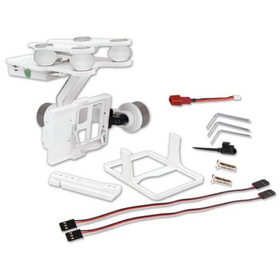 Walkera G - 2D Camera Brushless Gimbal for iLook iLook+ / Gopro 3 Plastic Version