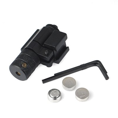 LT - 8881 Laser SightLaser Pointer<br>LT - 8881 Laser Sight<br><br>Model: LT-8881<br>Type: Laser Sight<br>Laser Color: Red<br>Wavelength Range / CCT: 650nm<br>Beam Distance (m): Up to 100m<br>Number of Batteries: 3 x AG13 button battery (included)<br>Output Power (W): Less than 5mw<br>Function: For Aiming and Shooting,For Astronomers,For Outdoor Sporting<br>Shape: Cylinder<br>Material: Aluminum Alloy<br>Product weight: 0.086 kg<br>Package weight: 0.145 kg<br>Product Size(L x W x H): 11.00 x 7.00 x 3.20 cm / 4.33 x 2.76 x 1.26 inches<br>Package size (L x W x H): 13.00 x 8.00 x 4.50 cm / 5.12 x 3.15 x 1.77 inches<br>Package Contents: 1 ? Red Light Sight, 3 ? Mounting Screw, 3 ? AG13 Button Battery