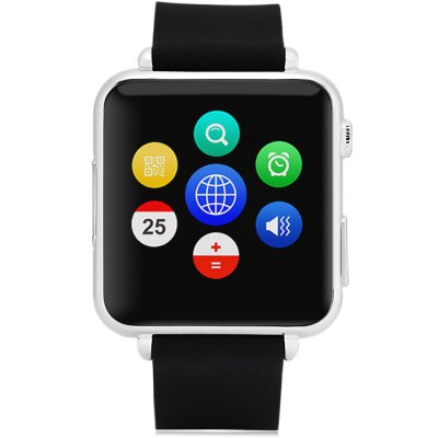 iradish Y6 Smart Watch PhoneSmart Watch Phone<br>iradish Y6 Smart Watch Phone<br><br>Brand: Iradish<br>Type: Watch Phone<br>CPU: MTK6261<br>External Memory: TF card up to 32GB (not included)<br>Wireless Connectivity: Bluetooth<br>Network type: GSM<br>Frequency: GSM850/900/1800/1900MHz<br>Bluetooth: Yes<br>Screen size: 1.54 inch<br>Camera type: Single camera<br>Front camera: 0.07MP<br>SIM Card Slot: Single SIM(Micro SIM slot)<br>TF card slot: Yes<br>Speaker: Supported<br>Music format: AAC,MP3,WAV<br>Languages: English, French, Spanish, Portuguese, Italian, German, Turkish, Russian<br>Additional Features: MP3<br>Cell Phone: 1<br>Battery: 1 x 350mAh<br>USB Cable: 1<br>English Manual : 1<br>Product size: 4.40 x 4.20 x 1.25 cm / 1.73 x 1.65 x 0.49 inches<br>Package size: 13.00 x 10.00 x 9.00 cm / 5.12 x 3.94 x 3.54 inches<br>Product weight: 0.060 kg<br>Package weight: 0.250 kg