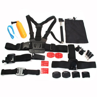 23pcs / Package AT435 Gopro Hero Accessories