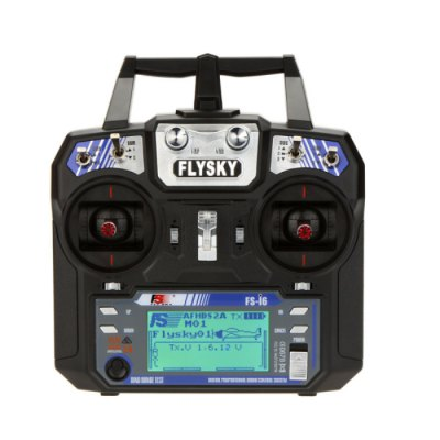 Flysky FS - I6 2.4GHz 6CH Transmitter for RC Helicopter Aircraft Multicopter
