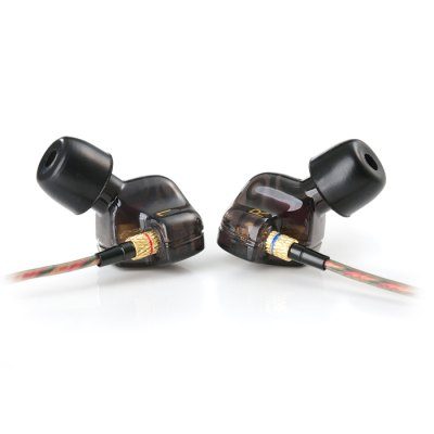 KZ-ATE HiFi Stereo Headphones Noise Cancelling EarbudsSports &amp; Fitness Headphones<br>KZ-ATE HiFi Stereo Headphones Noise Cancelling Earbuds<br><br>Application: Sport<br>Brand: KZ<br>Connecting interface: 3.5mm<br>Connectivity: Wired<br>Function: HiFi, MP3 player, Noise Cancelling<br>Impedance: 16ohms<br>Model: KZ-ATE<br>Package Contents: 1 x KZ-ATE In-Ear 3.5mm Sports Earphone, 1 x Pair of Rubber Earbuds (S Size), 1 x Pair of Rubber Earbuds (M Size)<br>Package size (L x W x H): 12.00 x 9.00 x 4.00 cm / 4.72 x 3.54 x 1.57 inches<br>Package weight: 0.110 kg<br>Plug Type: L-Bend<br>Product weight: 0.024 kg<br>Sound channel: Two-channel (stereo)<br>Wearing type: In-Ear