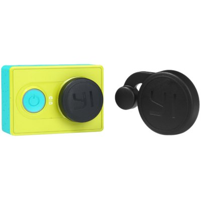 Protective Cap Lens Cover for Xiaomi Yi Sport CameraAction Cameras &amp; Sport DV Accessories<br>Protective Cap Lens Cover for Xiaomi Yi Sport Camera<br><br>Apply to Brand: Xiaomi<br>Compatible with: S<br>Accessory type: Lens Cover<br>Material: Plastic<br>Waterproof: Yes<br>For Activity: Universal<br>Product weight: 0.004 kg<br>Package weight: 0.06 kg<br>Product size (L x W x H): 6 x 4 x 1 cm / 2.36 x 1.57 x 0.39 inches<br>Package size (L x W x H): 10 x 6 x 3 cm / 3.93 x 2.36 x 1.18 inches<br>Package Contents: 1 x Lens Cap for Camera, 1 x Lens Cap for Round Lens Waterproof Case