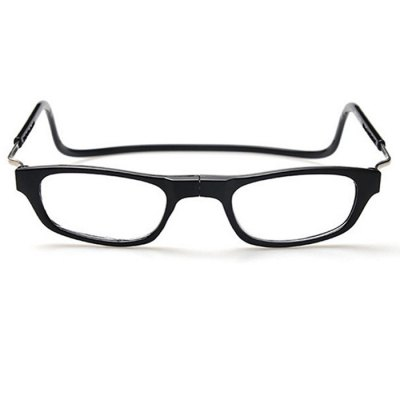 Folding Magnetic Reading Presbyopic Glasses for Old People