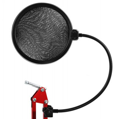 Mic Double Mesh Pop Filter