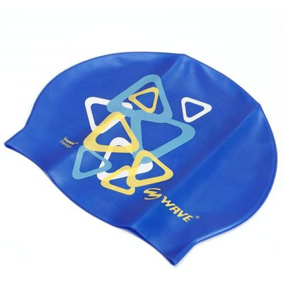WAVE Silica Gel Swimming Cap