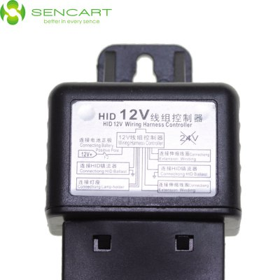 Sencart 9004 HB1 / 9007 HB5 HID Bi-xenon Car Bulb Wire Harness 12VLED Accessories<br>Sencart 9004 HB1 / 9007 HB5 HID Bi-xenon Car Bulb Wire Harness 12V<br><br>Package Contents: 1 x HID Wire Harness<br>Package size (L x W x H): 12 x 8 x 4 cm / 4.72 x 3.14 x 1.57 inches<br>Package weight: 0.250 kg<br>Product size (L x W x H): 10.6 x 6.8 x 1.8 cm / 4.17 x 2.67 x 0.71 inches<br>Product weight: 0.183 kg