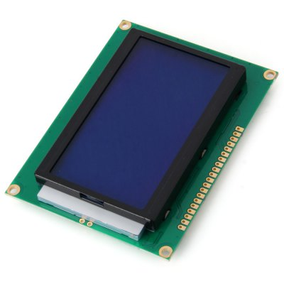12864 Chinese Character LCD Screen Module with Backlit Display