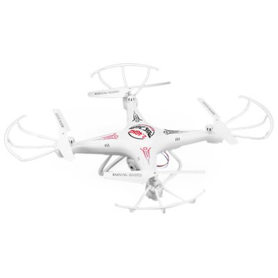 D97 4CH 3D Aerobatic RC Quadcopter