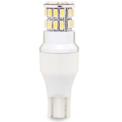 MZ T15 3.6W 360LM SMD 3014 36 LED 6500K Corn Bulb Car Backup LightCar Lights<br>MZ T15 3.6W 360LM SMD 3014 36 LED 6500K Corn Bulb Car Backup Light<br><br>Apply lamp position : External Lights<br>Brand: MZ<br>Connector: T15<br>Emitting color: Cool White<br>Feature: Easy to use, Low Power Consumption<br>LED Type: SMD 3014<br>LED/Bulb quantity: 36<br>Light mode: Steady<br>Lumens: 360LM<br>Material: Metal, Plastic<br>Package Contents: 1 x Backup Light<br>Package size (L x W x H): 12 x 8 x 1.8 cm / 4.72 x 3.14 x 0.71 inches<br>Package weight: 0.018 kg<br>Power: 3.6W<br>Product size (L x W x H): 4.5 x 1.5 x 1.2 cm / 1.77 x 0.59 x 0.47 inches<br>Product weight: 0.005 kg<br>Type: Backup Light<br>Type of lamp-house : LED<br>Voltage: 12V-24V