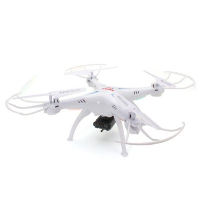 Syma X5C - 1 X5SC 5.8G FPV Camera FittingRC Quadcopter Parts<br>Syma X5C - 1 X5SC 5.8G FPV Camera Fitting<br><br>Package Contents: 1 x Camera, 1 x Display Screen, 1 x Antenna, 1 x USB Charging Cable, 1 x Bracket, 6 x Screw<br>Package size (L x W x H): 22.30 x 6.90 x 17.00 cm / 8.78 x 2.72 x 6.69 inches<br>Package weight: 0.4000 kg<br>Type: Transmission Parts Set