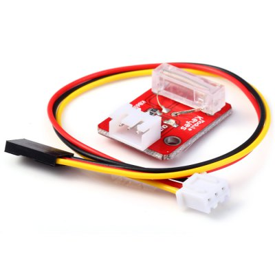 KEYES KY - 044 Knock Sensor ModuleSensors<br>KEYES KY - 044 Knock Sensor Module<br><br>Brand: KEYES<br>Mainly Compatible with: Ardunio<br>Package Contents: 1 x KY-044 KEYES Knock Sensor Module, 1 x Dupont Line<br>Package Size(L x W x H): 7.90 x 7.00 x 0.50 cm / 3.10 x 2.75 x 0.20 inches<br>Package weight: 0.013 kg<br>Product weight: 0.005 kg<br>Type: KY-044 KEYES Knock Sensor Module