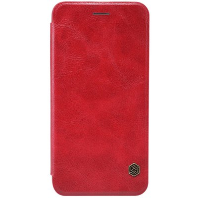 Nillkin Cover Case for iPhone 6 iPhone 6S 4.7 inchiPhone Cases/Covers<br>Nillkin Cover Case for iPhone 6 iPhone 6S 4.7 inch<br><br>Brand: Nillkin<br>Color: Black,Brown,Red,White<br>Compatible for Apple: iPhone 6, iPhone 6S<br>Features: FullBody Cases, With Credit Card Holder<br>Material: Plastic, PU Leather<br>Package Contents: 1 x Case<br>Package size (L x W x H): 18.30 x 10.20 x 1.60 cm / 7.2 x 4.02 x 0.63 inches<br>Package weight: 0.115 kg<br>Product size (L x W x H): 13.90 x 6.80 x 1.20 cm / 5.47 x 2.68 x 0.47 inches<br>Product weight: 0.039 kg<br>Style: Solid Color