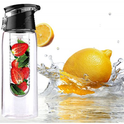 700ML Fruit Juice Bottle for Outdoor Camping Cycling