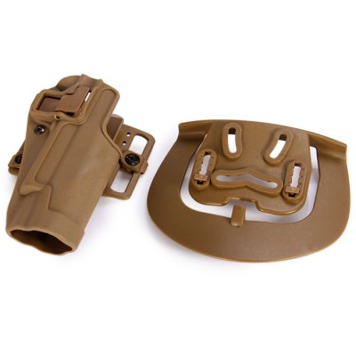 Quick Draw Right Hand Pouch with Belt Loop Attachment