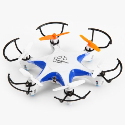 Helicute M803R Hoverdrone Nano 6 Axis Gyro 4CH 2.4G RC Hexacopter with 3D Eversion Aircraft