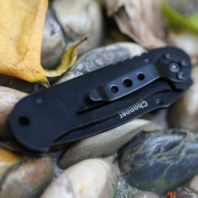 Tekut LK4105 Portable Folding KnifeSurvival<br>Tekut LK4105 Portable Folding Knife<br><br>Blade Edge Type: Fine<br>Blade Length: 5.5cm<br>Blade Width : 1.6cm<br>Color: Black<br>Fold Length: 7.8cm<br>For: Hiking, Daily Use, Climbing, Camping, Adventure, Home use<br>Lock Type: Liner Lock<br>Package Contents: 1 x Tekut LK4105 Folding Knife<br>Package size (L x W x H): 12.00 x 4.70 x 3.70 cm / 4.72 x 1.85 x 1.46 inches<br>Package weight: 0.081 kg<br>Product size (L x W x H): 7.80 x 2.20 x 1.20 cm / 3.07 x 0.87 x 0.47 inches<br>Product weight: 0.050 kg<br>Type: Multitools<br>Unfold Length: 13.5cm