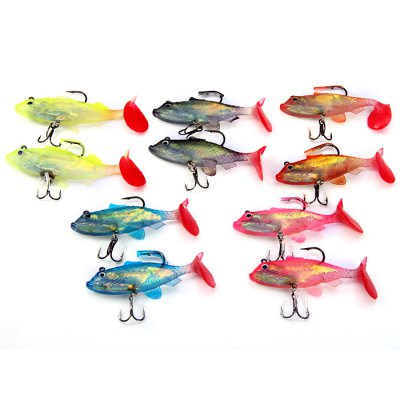 Yoshikawa Soft Fishing Bait ( NWR080 )