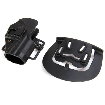 Right Hand Waist Pouch with Belt Loop Attachment