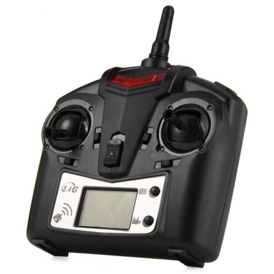 JJRC JJ - 1000 / 1000A H21 2.4G 6 Channel Transmitter with LCD Display for RC Helicopter Multicopter