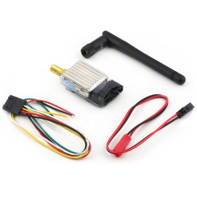 AV Transmitter + Receiver (TS351 + RC305) ComboFPV System<br>AV Transmitter + Receiver (TS351 + RC305) Combo<br><br>Camera Gimbals: Brushless Gimbals, Gimbal Accessories<br>FPV Equipments: FPV Accessories, AV Receiver, AV Transmitter<br>Package Contents: 1 x Transmitter, 1 x Receiver<br>Package size (L x W x H): 15 x 5.5 x 4 cm / 5.90 x 2.16 x 1.57 inches<br>Package weight: 0.160 kg