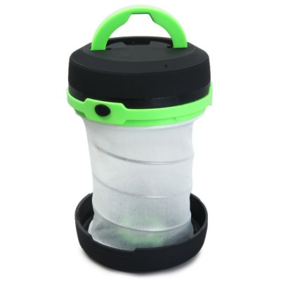 LED Outdoor Camping LanternOutdoor Lanterns<br>LED Outdoor Camping Lantern<br><br>Color: Blue,Green,Orange<br>LED Quantity: 1<br>Material: Plastic<br>Modes: 3Modes<br>Package Contents: 1 x Camping Lantern<br>Package weight: 0.165 kg<br>Power Source: AA battery<br>Product weight: 0.114 kg<br>Type: Outdoor Lantern and Light