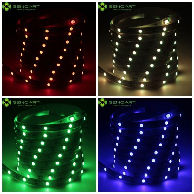 Sencart 5M RGB LED Ribbon Light