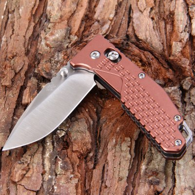 Sanrenmu 7063 AUC-LY Foldable KnifePocket Knives and Folding Knives<br>Sanrenmu 7063 AUC-LY Foldable Knife<br><br>Blade Edge Type: Fine<br>Blade Length: 6.5 cm<br>Blade Width : 2.4 cm<br>Brand: Sanrenmu<br>Color: Light blue,Yellow<br>Fold Length: 9.0 cm<br>For: Climbing, Daily Use, Hiking, Home use, Camping, Adventure<br>Lock Type: Axis Lock<br>Package Contents: 1 x Sanrenmu 7063 AUC-LY Foldable Knife<br>Package size (L x W x H): 18.00 x 9.00 x 3.00 cm / 7.09 x 3.54 x 1.18 inches<br>Package weight: 0.114 kg<br>Product size (L x W x H): 9.00 x 2.80 x 1.50 cm / 3.54 x 1.1 x 0.59 inches<br>Product weight: 0.076 kg<br>Type: Multitools<br>Unfold Length: 16.0 cm