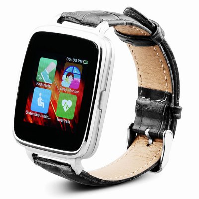 OUKITEL A28 Smartwatch iOS Android Compatible