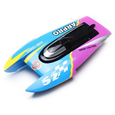 High Powered Tiny Children Toy Racing Boat No.3352