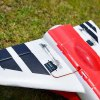 FMS Double Vertical Tail 70mm Ducted Fan EPO Material Racing RC Airplane KIT Version photo