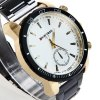 Shiweibao A1447 Big Dial Stainless Steel Band Male Quartz Watch photo