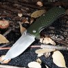 best GANZO G722 - GR Small Line Locking Foldable Knife Stainless Steel Blade