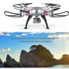 cheap SYMA X8G Headless Mode 2.4G 4.5 Channel Remote Control Quadcopter with HD 8.0MP Camera 6 Axis Gyro 3D Roll Stumbling UFO