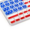 cheap US Flag Keyboard Cover Silicone Skin