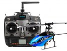 HISKY HCP80 2.4GHz 3 Axis Gyro Mini Flybarless RC Helicopter for sale