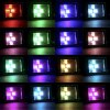 20W AC 85 - 265V 2000LM Waterproof Remote Controlled RGB LED Flood Light for sale