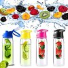 700ML Fruit Juice Bottle for Outdoor Camping Cycling photo