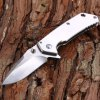 Sanrenmu 7056 LUC-SA Folding Knife