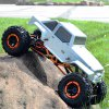 HSP 94880 1 / 8 Scale 2.4GH RC Rock Crawler Off-road Truck Fast Car Model with Shock Absorber deal