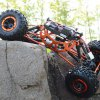 cheap HSP 94880 1 / 8 Scale 2.4GH RC Rock Crawler Off-road Truck Fast Car Model with Shock Absorber