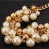 Graceful Faux Pearl Necklace For Women deal