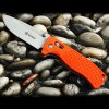 Ganzo G724M - OR Portable Axis Locking Foldable Camping Hunting Knife 440C Stainless Steel Blade deal
