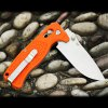 best Ganzo G724M - OR Portable Axis Locking Foldable Camping Hunting Knife 440C Stainless Steel Blade